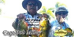 Capt Bob Miley - Peacock Bass Fishing Guides