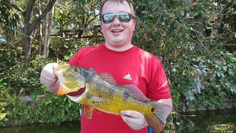 Blue Lagoon Bass Fishing