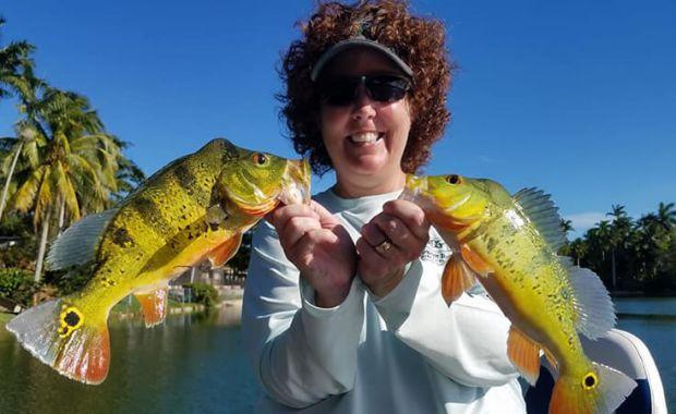 Mother Daughter Fishing Trip