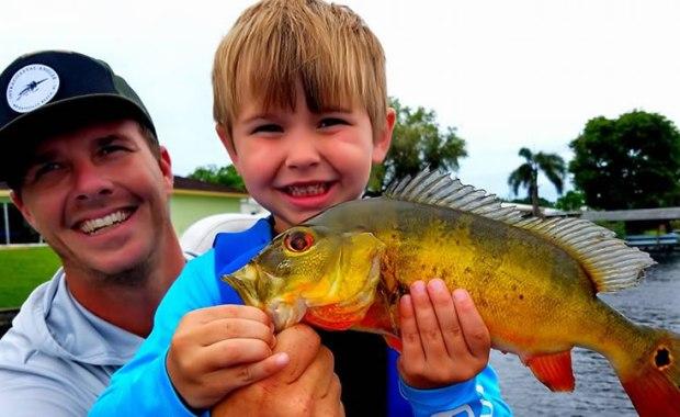 Family Lake Ida Fishing Charters