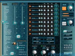 Скачать VST Инструмент Volko Alaturka Drum v1.1 для FL Studio