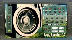 Скачать VST эффект — Bass Booster VST V1.2 для FL Studio