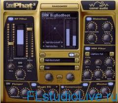 Скачать VST эффект — CamelPhat VST v3 42 для FL Studio