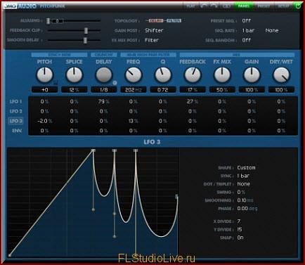 скачать DMG Audio PitchFunk v1.0 VST