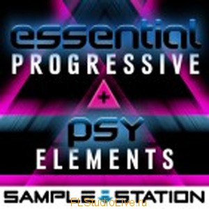 Сэмплы - Sample Station Essential Progressive & Psy Elements MULTiFORMAT - для FL Studio