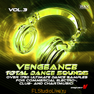 Vengeance Sound Total Dance Sounds Vol.3 WAV