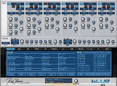 Rob Papen Blue v1.9.0d x64