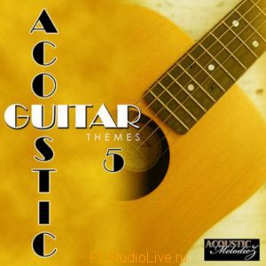 Сэмплы и лупы Acoustic Melodiez - Acoustic Guitar Themes 5 для FL Studio 10