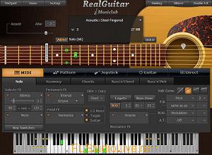 Палгин гитары MusicLab RealGuitar v3.0.1 - для FL Studio