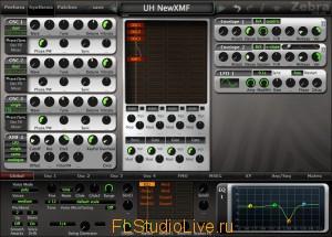VST палгины U-he Complete Bundle v2013 для FL Studio
