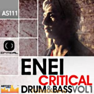 Сэмплы Loopmasters Enei Critical Drum and Bass Volume 1 для FL Studio