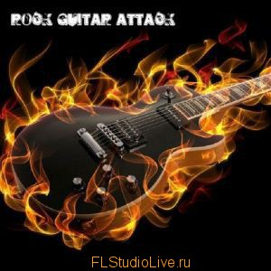 Сэмплы для FL Studio - Wide Range Electric Rock Guitar Attack WAV