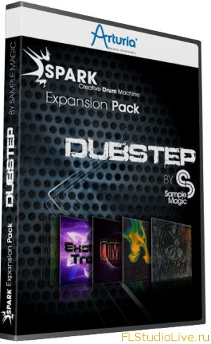 Скачать Arturia Spark Dubstep Essentials для FL Studio