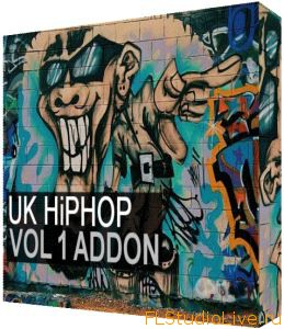 Сэмплы ударных для FL Studio Gotchanoddin UK Hip Hop Riffs Vol 1 Addon