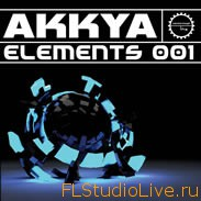 Скачать сэмплы для FL Studio Industrial Strength Records Akkya Elements 001