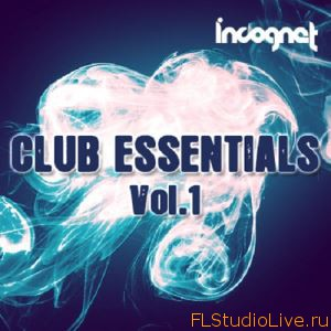 Сэмплы для FL Studio. Клубные лупы Incognet Club Essentials Vol.1