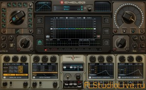 VST плагин для FL Studio Sugar Bytes Cyclop v1.1.1
