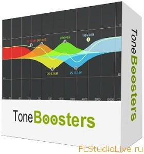 Комплект плагинов для FL Studio ToneBoosters All Plugins Bundle v2.8.8 x86 x64