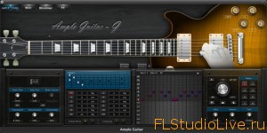 Скачать VST плагин для FL Studio Ample Sound AGF AGG AGP v1.2.4 ключ