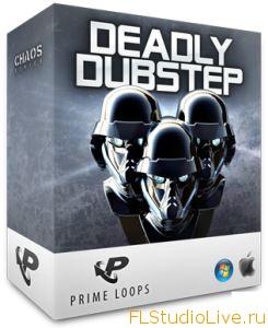 сэмплы для FL Studio Prime Loops Deadly Dubstep