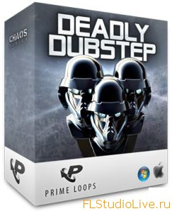 сэмплы для FL Studio Prime Loops Deadly Dubstep