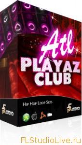 Скачать сэмплы для FL Studio P5 Audio- ATL Playaz Club