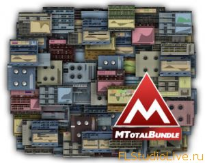 Набор VST плагинов для FL Studio MeldaProduction MTotalBundle v7.13