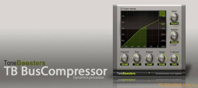 Сборник VST плагинов для FL Studio ToneBooster v3.0.1