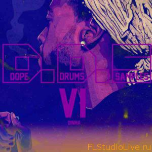 Dinma - Dope Drums Samples VI