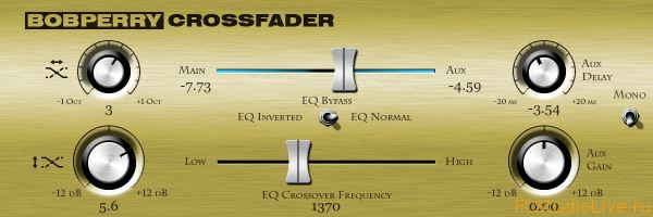 Bob Perry Audio - Crossfader v1.3.0