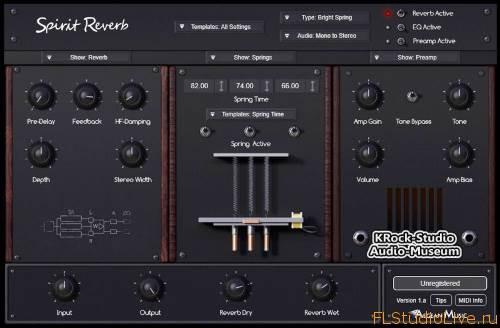 скачать Aegean Music Spirit Reverb v1.1 Incl Keygen-R2R