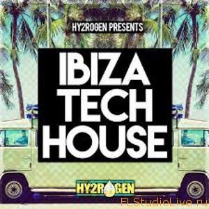 Скачать сэмплы HY2ROGEN Ibiza Tech House