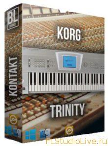 Скачать сэмплы BL Sounds - Korg Trinity KONTAKT