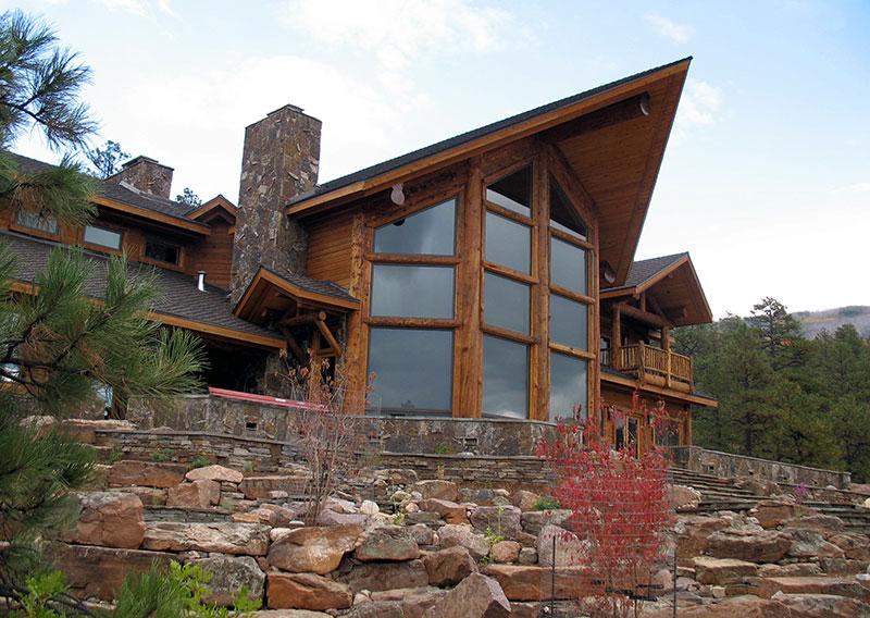 Mountain Home Plans Colorado Images Colorado Mountain Summer Home