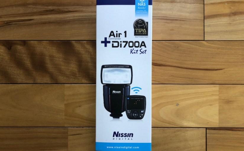 NISSIN Air1+Di700A