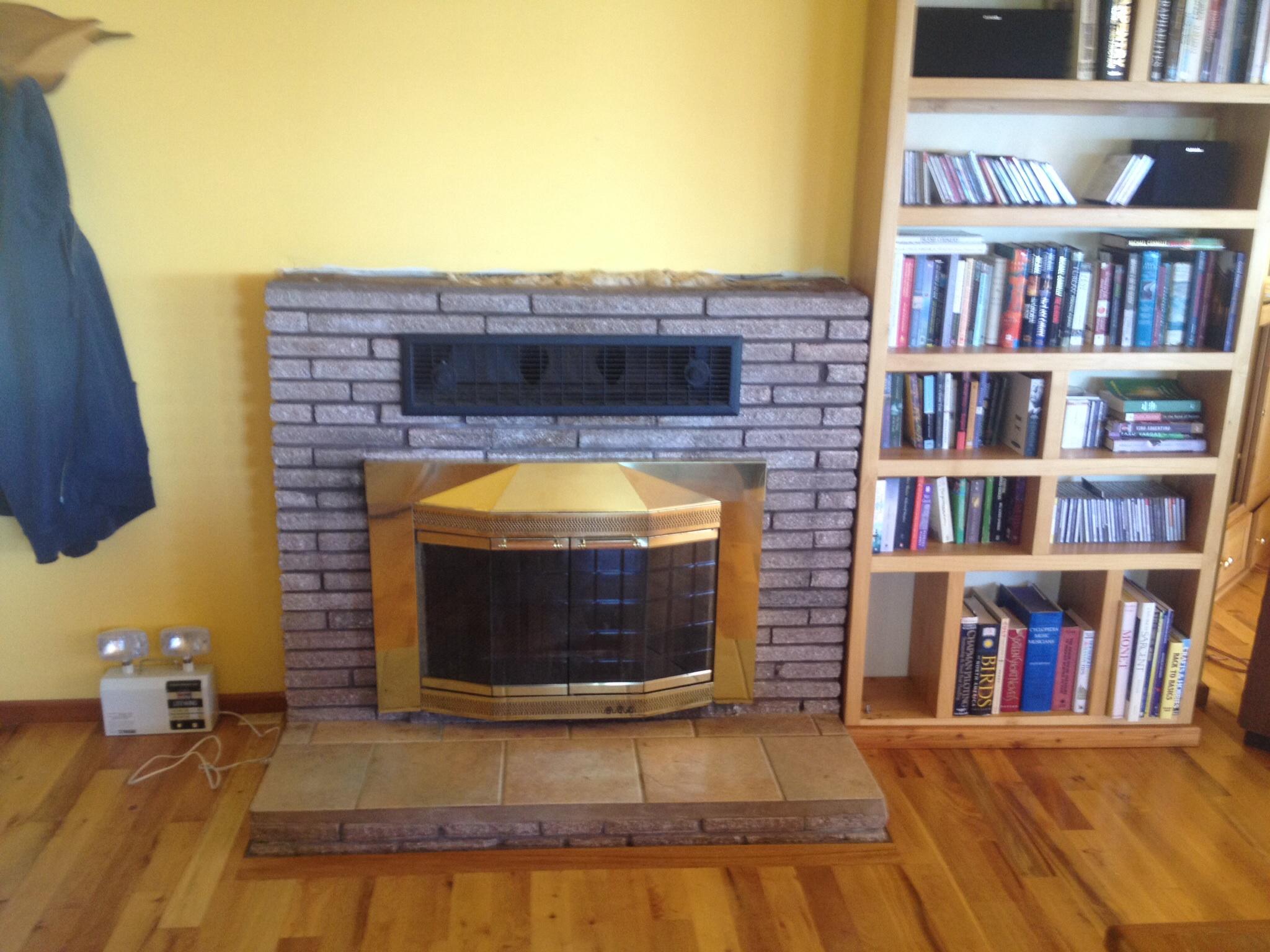 Fireplace Damper Repair Replacement Victoria Bc