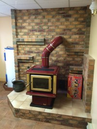 Wood Stove Installation Repairs Clean Victoria BC