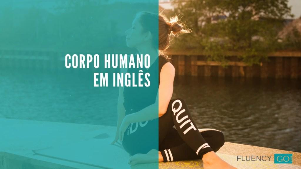 corpo humano em inglês