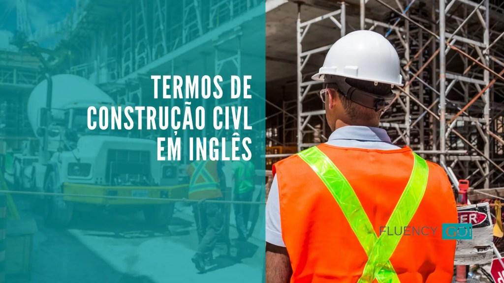 termos de construção civil em inglês