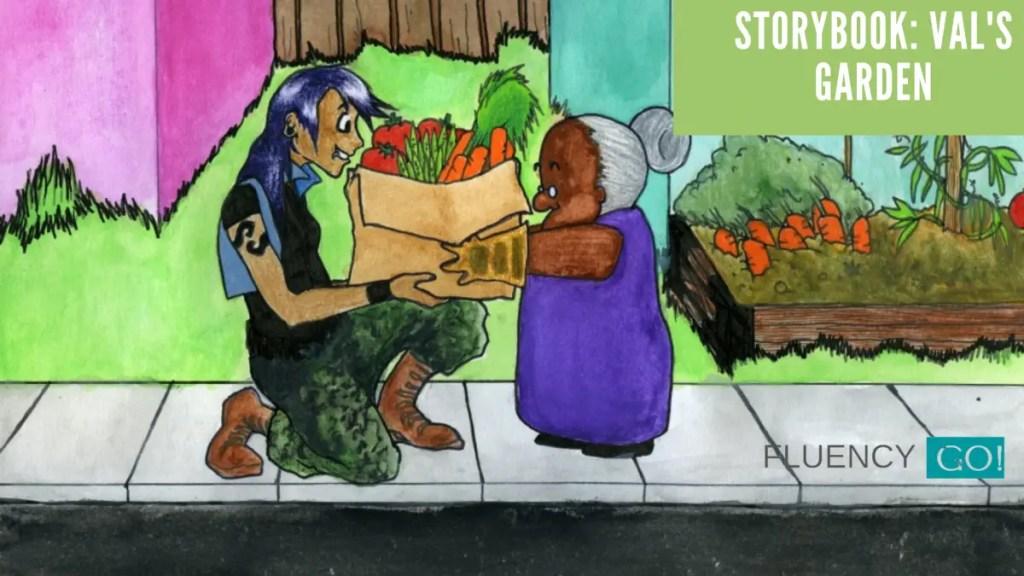 Storybook-val-garden