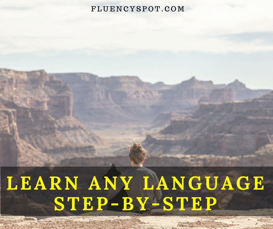 Learn any language step by step