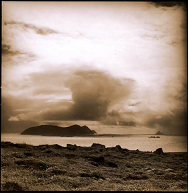 The Blasket Islands,County Kerry