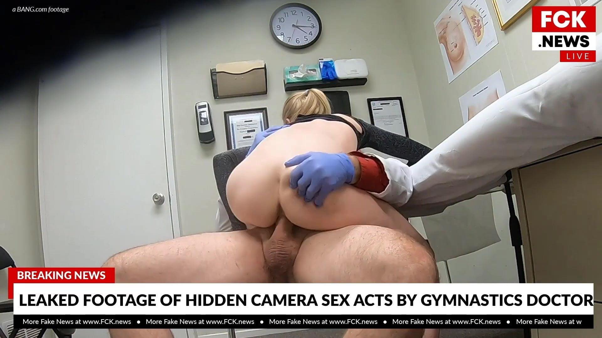 Son dakika hastane doktoru hastalarını sikiyor