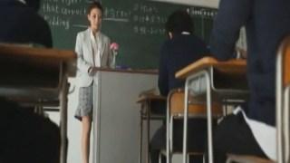 Utangaç japon öğretmene soktu