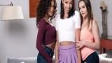 Fit kızlar lezbiyen ilişki yaşamakta