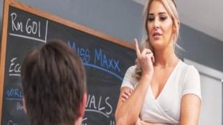 Okulda sexi milf öğretmeni düzdüm