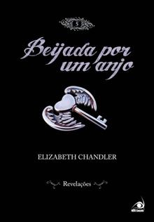 resenha do livro beijada por um anjo revelações