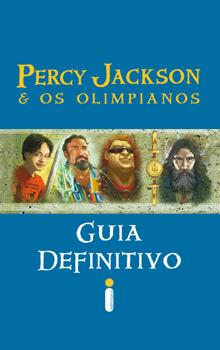 resenha do livro Percy Jackson guia definitivo