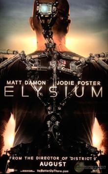resenha do filme Elysium