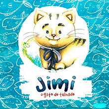 Jimi - O gato do telhado